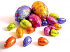 Ovos de Páscoa - Chocolate