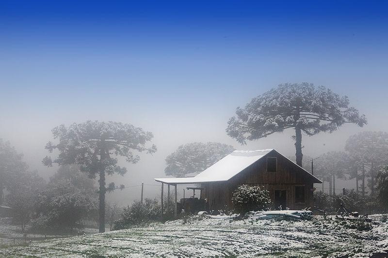 Neve Caxias Sul