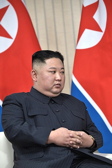 Presidente Coreia Norte