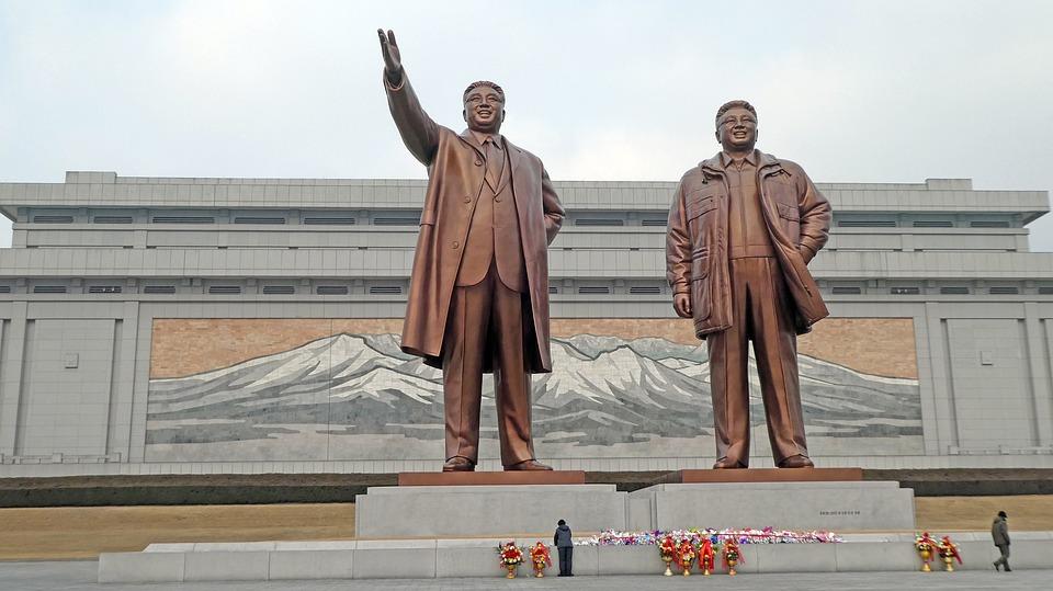 Presidentes Coreia norte