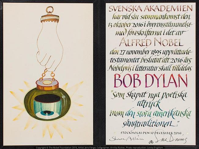 Nobel - Diploma