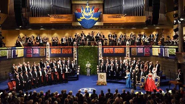 Nobel - Premiação