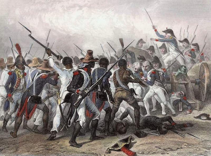 Revolução escrava Haiti