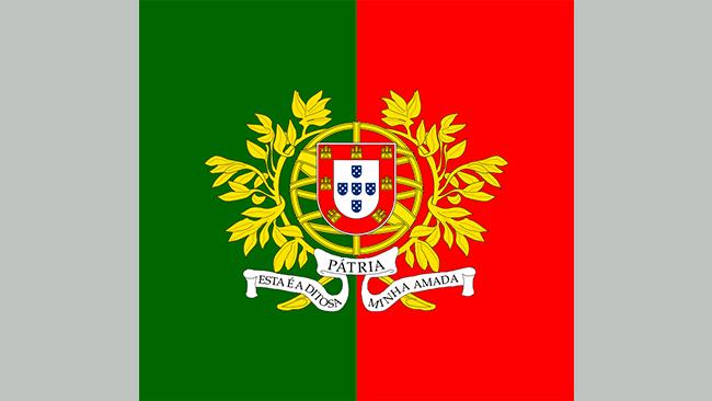 Estandarte Nacional - Portugal