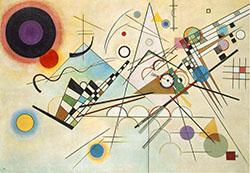 Wassily Kandinsky, Composition VIII