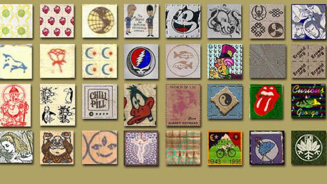 LSD - Micropontos