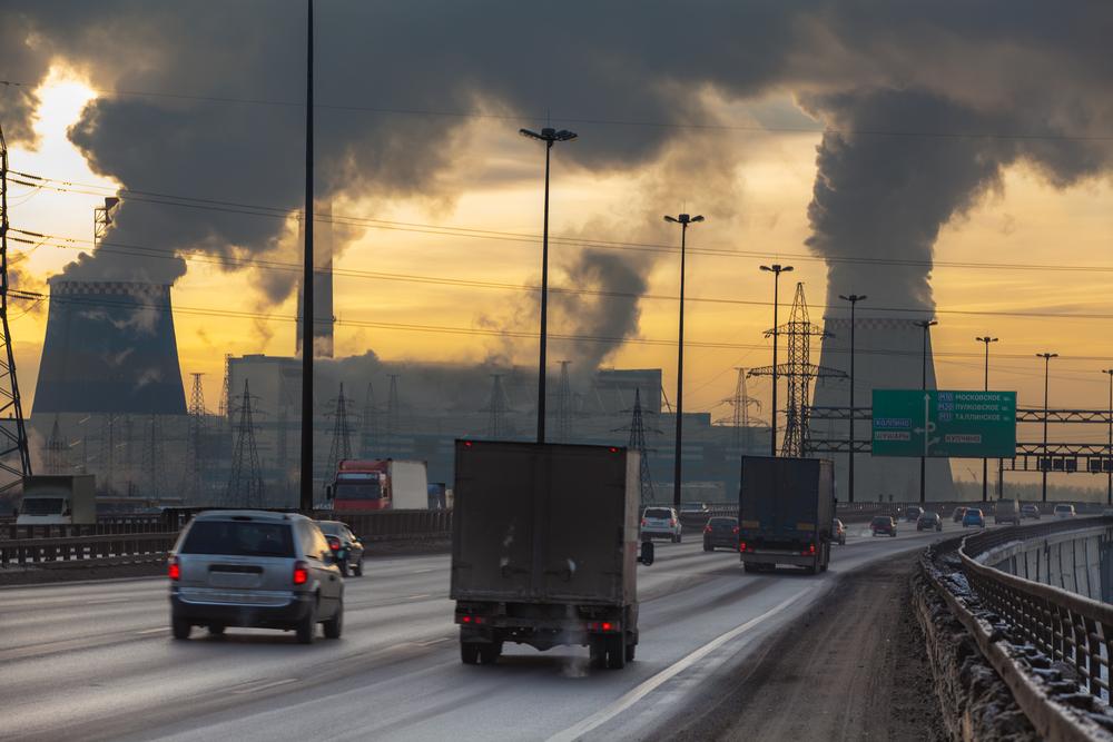 Poluição ar