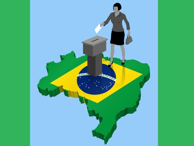 voto feminino no Brasil