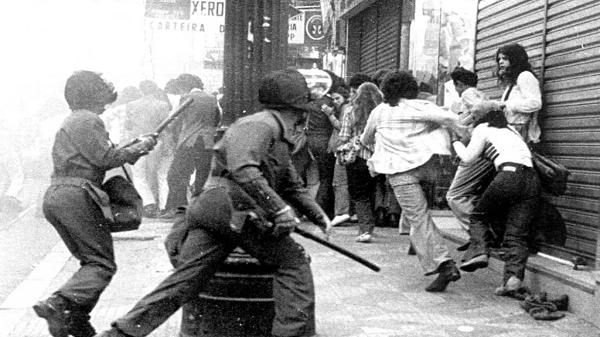 Violência na ditadura
