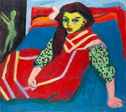 Ernst Ludwig Kirchner Expressionismo