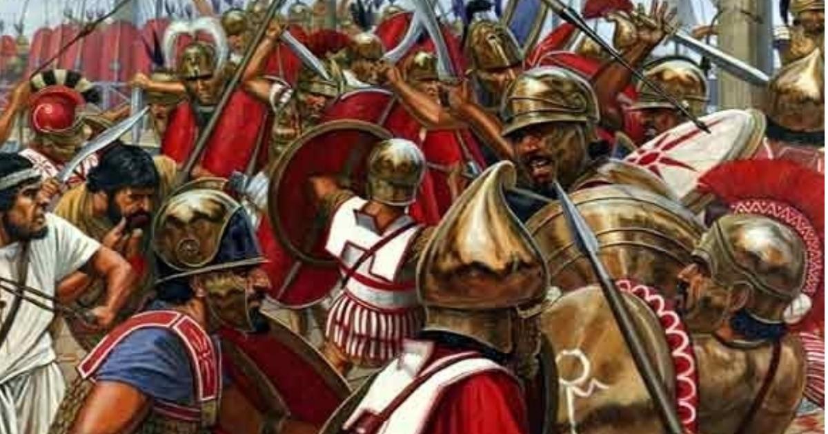 golpe militar império romano