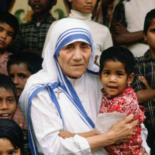 Santa Teresa Calcuta