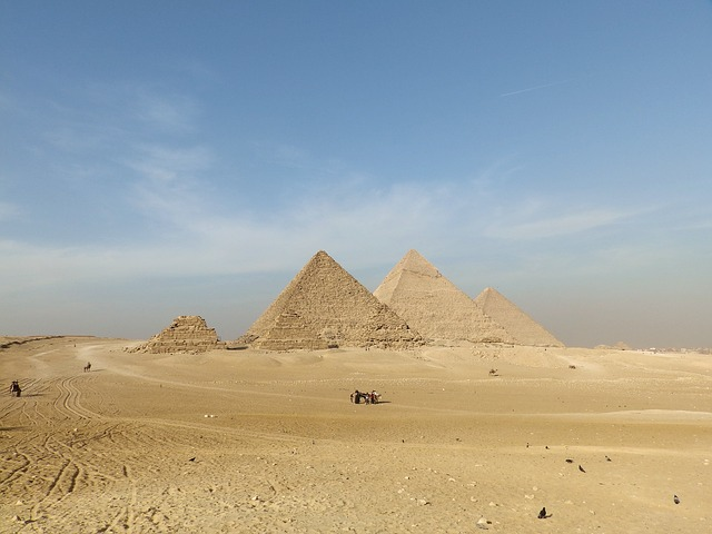 pirâmide egito antigo